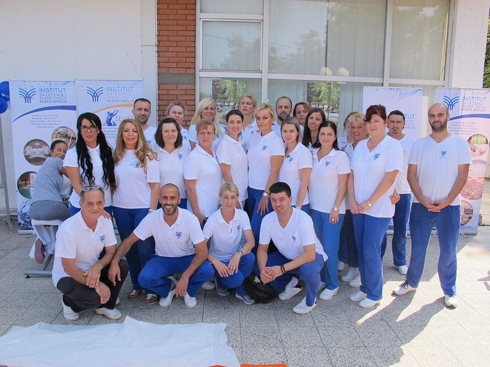 Međunarodni Dan Fizioterapeuta Institut Niska Banja